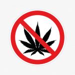 drugs-verboden-sticker-wiet-xtc-geen-verbodssticker-rood
