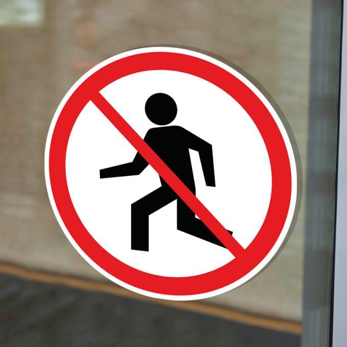 verboden-te-rennen-stickers