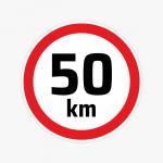 50km-per-uur-sticker-snelheid-maximale-snelheidslimiet