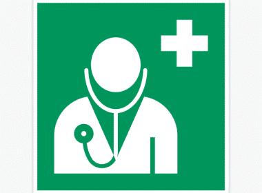 DOCTOR-dokter-sticker-E009-pictogram-veiligheidsstickers-groen