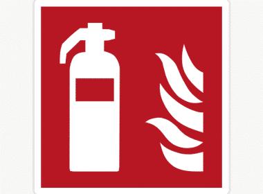 ISO-7010-F001-brandveiligheidsstickers-brandweer-brandblusser-rood-klein-groot