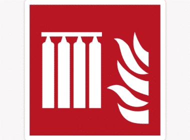 Sticker-brandblusbatterij-ISO-7010—F008-brandveiligheidsstickers-brandblus