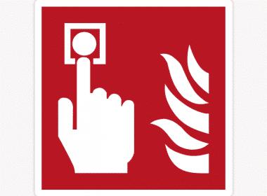 Sticker-brandmelder-ISO-7010—F005-brandveiligheidstickers