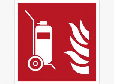 Sticker-mobiele-brandblusser-ISO-7010—F009