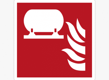 sticker-vaste-blusinstallatie-F012-iso7010-brandveiligheid-stickers