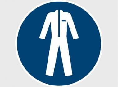 M010 gebodssticker veiligheidssticker veiligheidskleding beschermende kledingArtboard 1-80