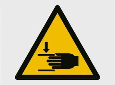 sticker-knelgevaar-waarschuwing-w024-iso-7010Artboard 1-80